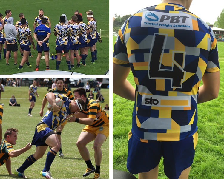 Sto proud to support the Tauranga Sports Rugby Club 7's