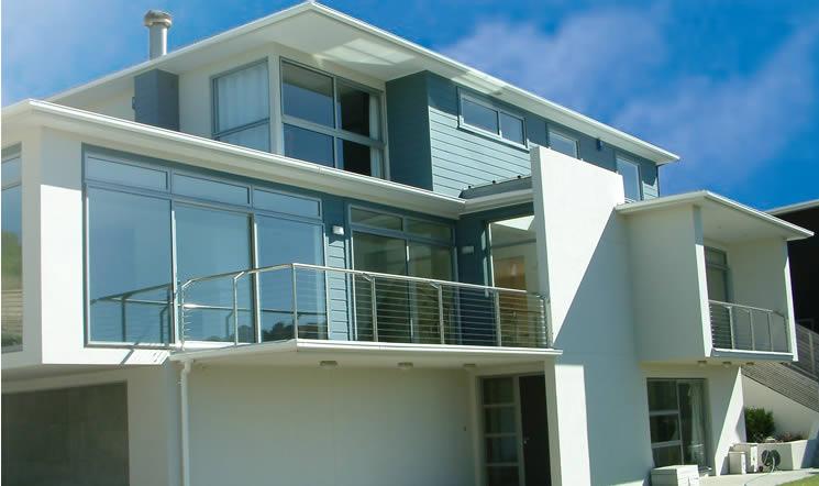 Sto New Zealand   Render Brick Construction