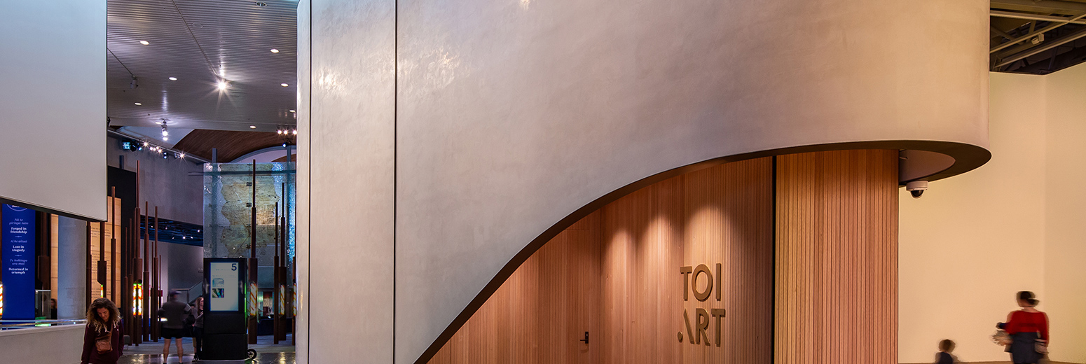 Toi Art at Te Papa, Museum of New Zealand