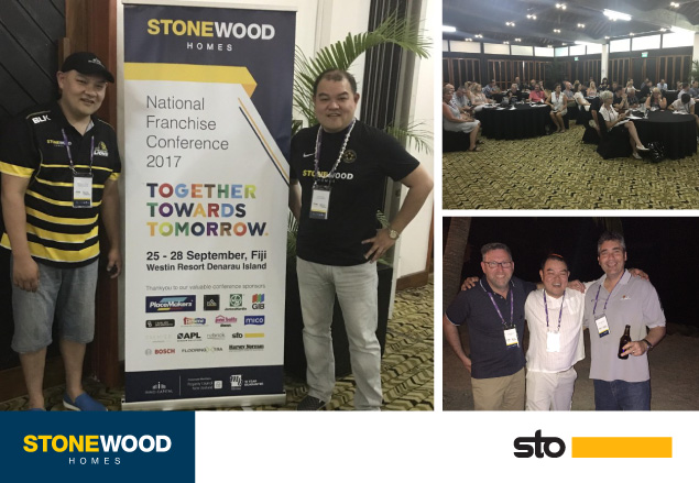 Building with Stonewood Homes